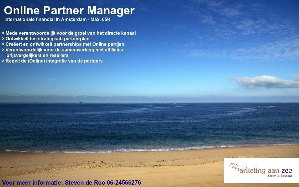 Online PartnerMarketeer